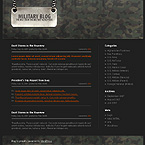 WordPress Themes. Template #16708