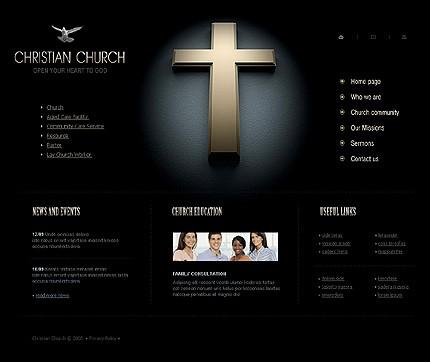 JOOMLA TEMPLATES CHURCH FREE