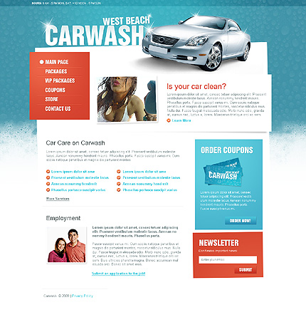 Car wash coupon template automotive news for Car wash coupon template