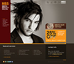 Website Templates. Template #28813