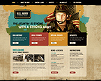 Website Templates. Template #29060