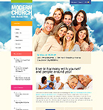 Website Templates. Template #29118