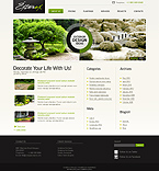 WordPress Themes. Template #29145