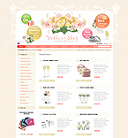 ZenCart Templates. Template #29309
